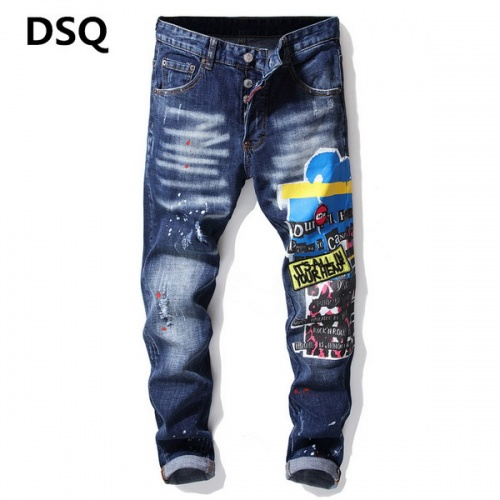 Dsquared Jeans Trousers For Men #794761