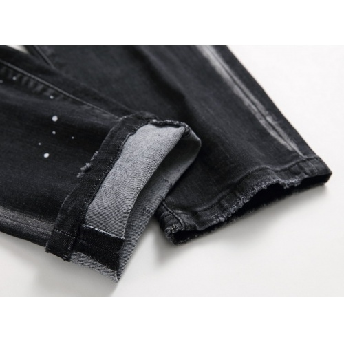 Replica Dsquared Jeans Trousers For Men #794763 $52.38 USD for Wholesale