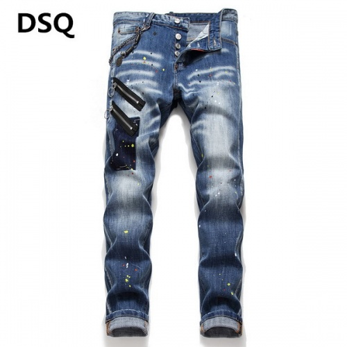 Dsquared Jeans Trousers For Men #794765