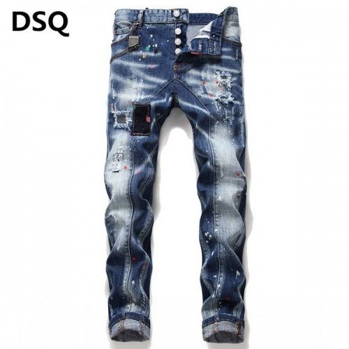 Dsquared Jeans Trousers For Men #794766