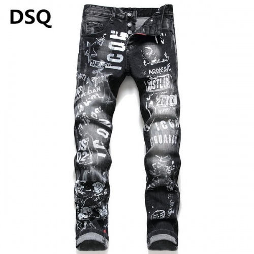 Dsquared Jeans Trousers For Men #794767