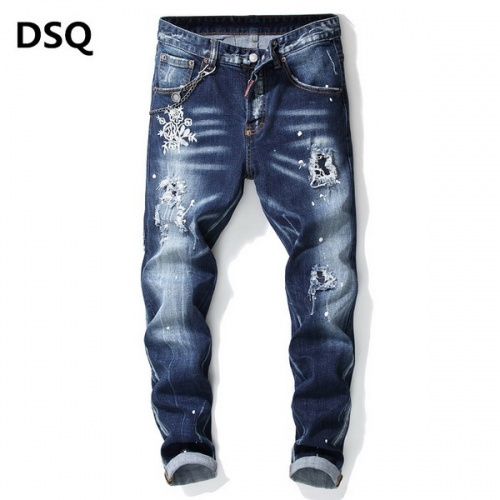 Dsquared Jeans Trousers For Men #794771