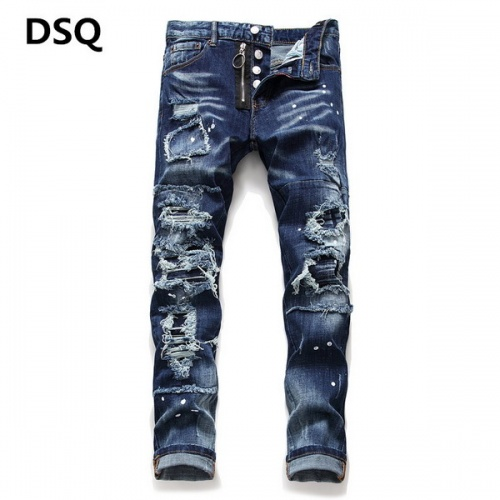 Dsquared Jeans Trousers For Men #794775