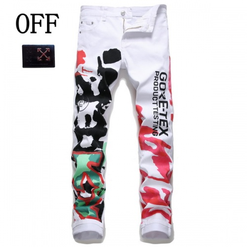 Off-White Jeans Trousers For Men #794777