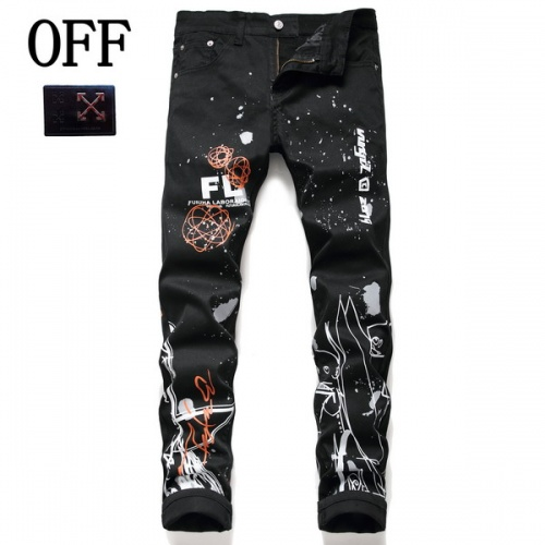 Off-White Jeans Trousers For Men #794778
