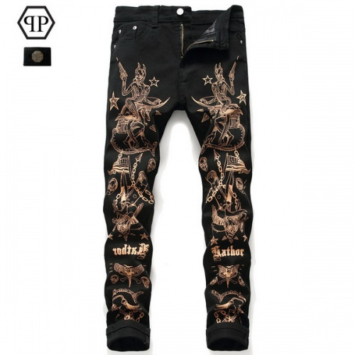 Philipp Plein PP Jeans Trousers For Men #794783