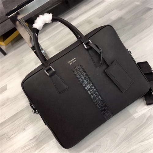 Prada AAA Man Handbags #794866