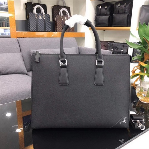 Prada AAA Man Handbags #794870