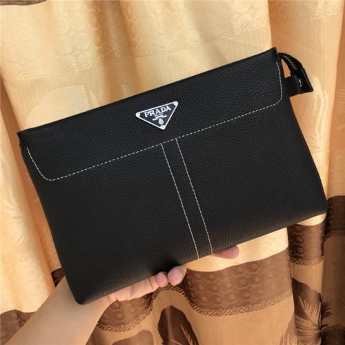 Prada AAA Man Wallets #794876