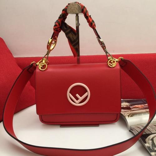 Fendi AAA Quality Shoulder Bags For Women #794895