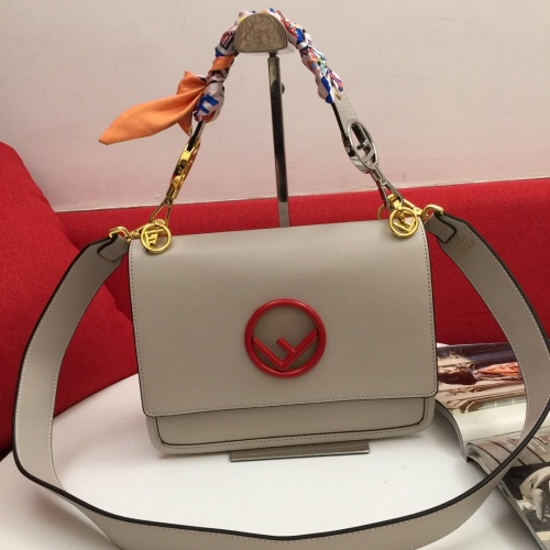 Fendi AAA Quality Shoulder Bags For Women #794897