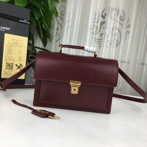 Yves Saint Laurent YSL AAA Quality Messenger Bags For Women #794907