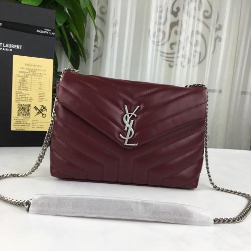 Yves Saint Laurent YSL AAA Quality Messenger Bags For Women #794912