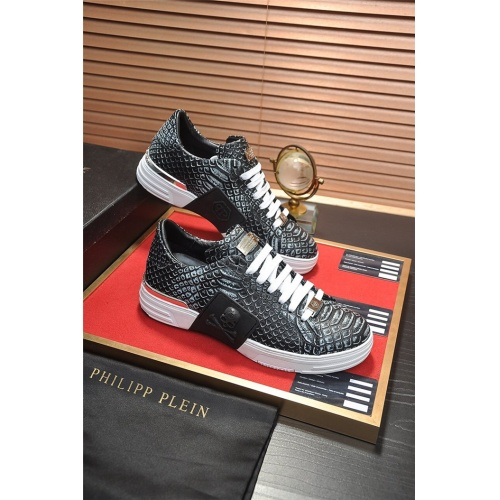 Philipp Plein PP Casual Shoes For Men #794994 $82.45 USD, Wholesale Replica Philipp Plein Shoes