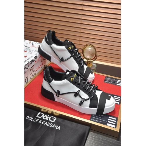 Dolce & Gabbana D&G Casual Shoes For Men #795021