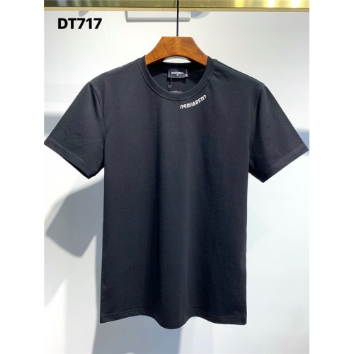 Dsquared T-Shirts Short Sleeved O-Neck For Men #795085