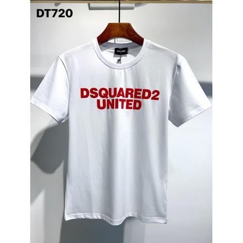 Dsquared T-Shirts Short Sleeved O-Neck For Men #795115