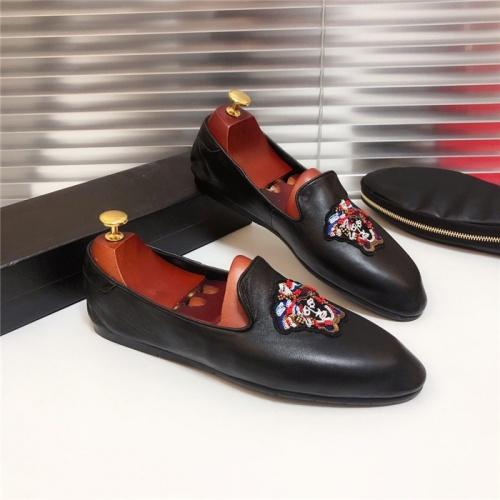 Versace Casual Shoes For Men #795159 $77.60 USD, Wholesale Replica Versace Casual Shoes