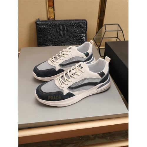 Prada Casual Shoes For Men #795212