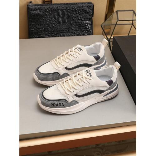 Prada Casual Shoes For Men #795214