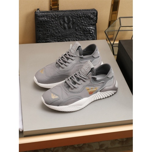 Armani Casual Shoes For Men #795224