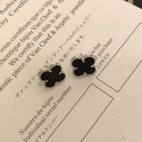 Van Cleef & Arpels Earrings #795262 $28.13 USD, Wholesale Replica Van Cleef & Arpels Earrings