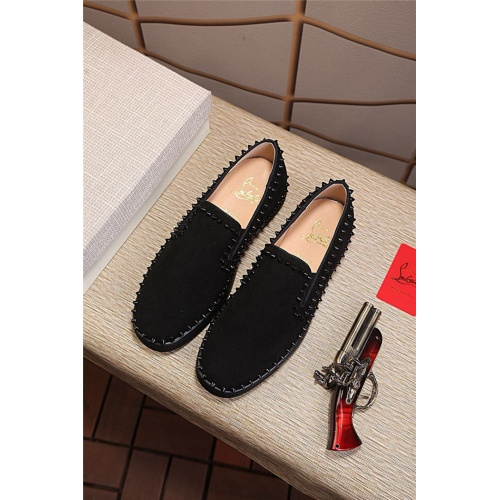 Christian Louboutin CL Casual Shoes For Men #795424