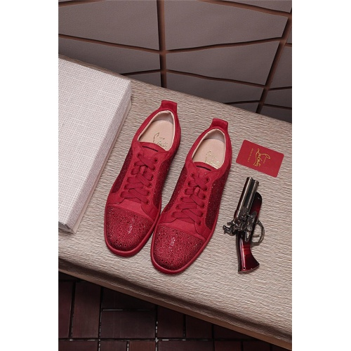 Christian Louboutin CL Casual Shoes For Men #795437 $77.60 USD, Wholesale Replica Christian Louboutin Shoes