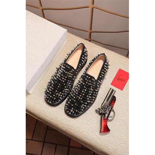 Christian Louboutin CL Casual Shoes For Women #795441 $77.60 USD, Wholesale Replica Christian Louboutin Shoes