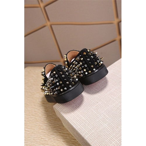 Replica Christian Louboutin CL Casual Shoes For Women #795441 $77.60 USD for Wholesale