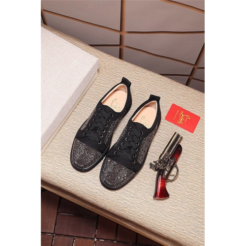 Christian Louboutin CL Casual Shoes For Women #795452