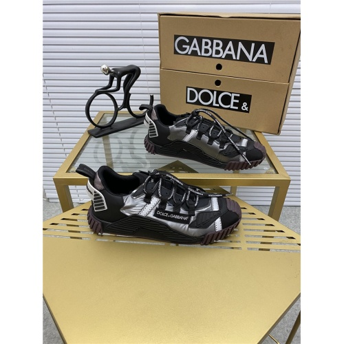 Dolce & Gabbana D&G Casual Shoes For Men #795470