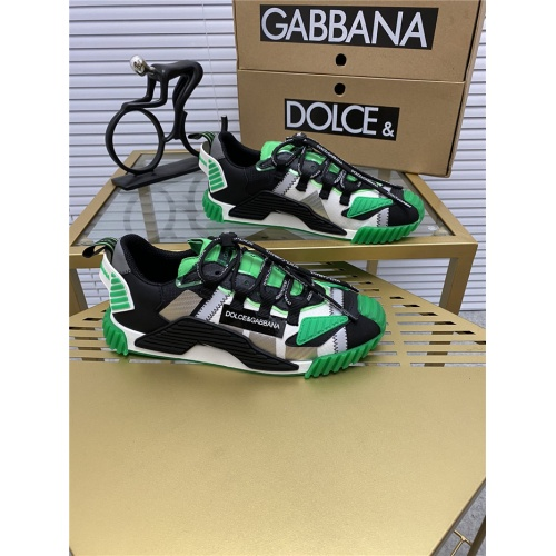 Dolce & Gabbana D&G Casual Shoes For Men #795472
