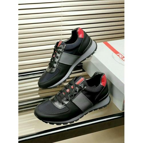 Prada Casual Shoes For Men #795476
