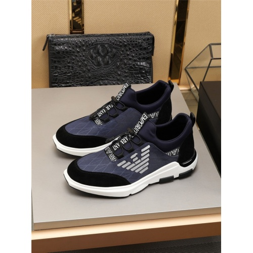 Armani Casual Shoes For Men #795483