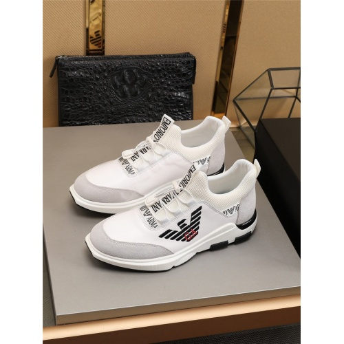 Armani Casual Shoes For Men #795484