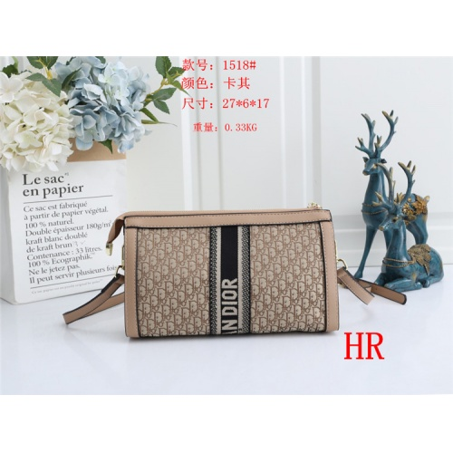 Replica Christian Dior Fashion Messenger Bags For Women #795538 $28.13 USD for Wholesale