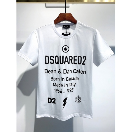 Dsquared T-Shirts Short Sleeved O-Neck For Men #795550