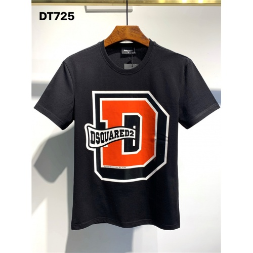 Dsquared T-Shirts Short Sleeved O-Neck For Men #795563