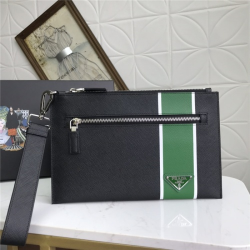 Prada AAA Man Wallets #795826