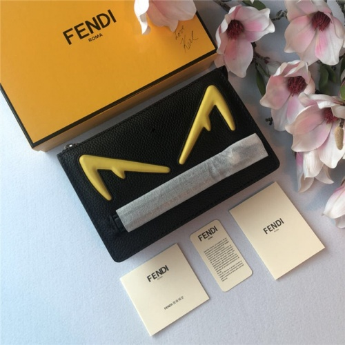 Fendi AAA Man Wallets #795914
