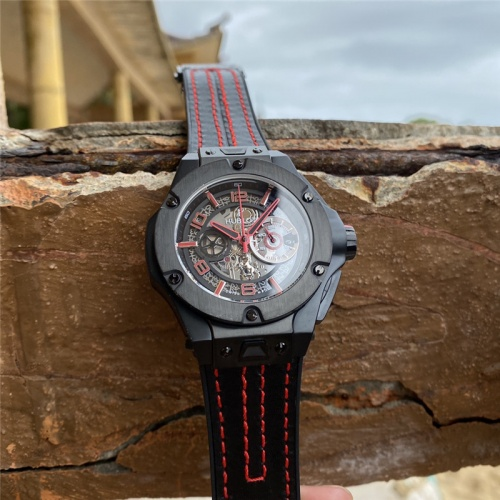 Replica HUBLOT AAA Quality Watches For Men #795935 $194.00 USD for Wholesale