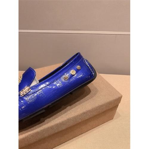 Replica Versace Casual Shoes For Men #796003 $65.96 USD for Wholesale
