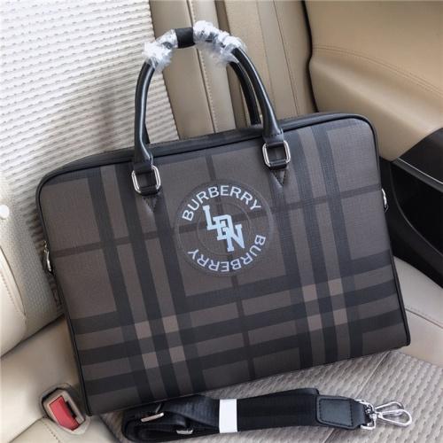Burberry AAA Man Handbags #796056