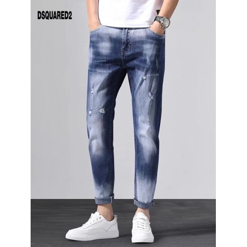 Dsquared Jeans Trousers For Men #796102