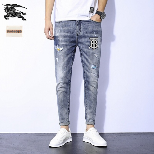 Burberry Jeans Trousers For Men #796111