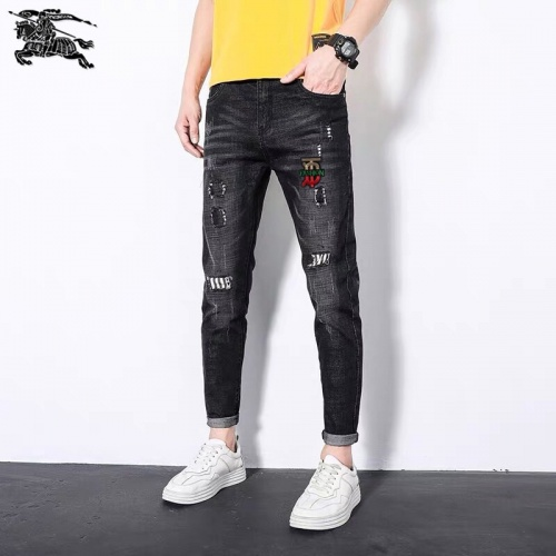 Burberry Jeans Trousers For Men #796112 $43.65 USD, Wholesale Replica Burberry Jeans