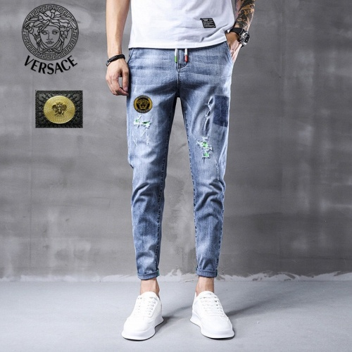 Versace Jeans Trousers For Men #796116