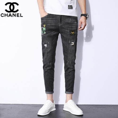 Chanel Jeans Trousers For Men #796120