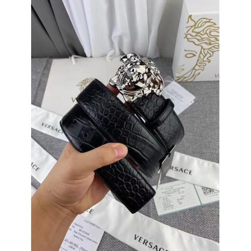 Replica Versace AAA Belts #796141 $58.20 USD for Wholesale